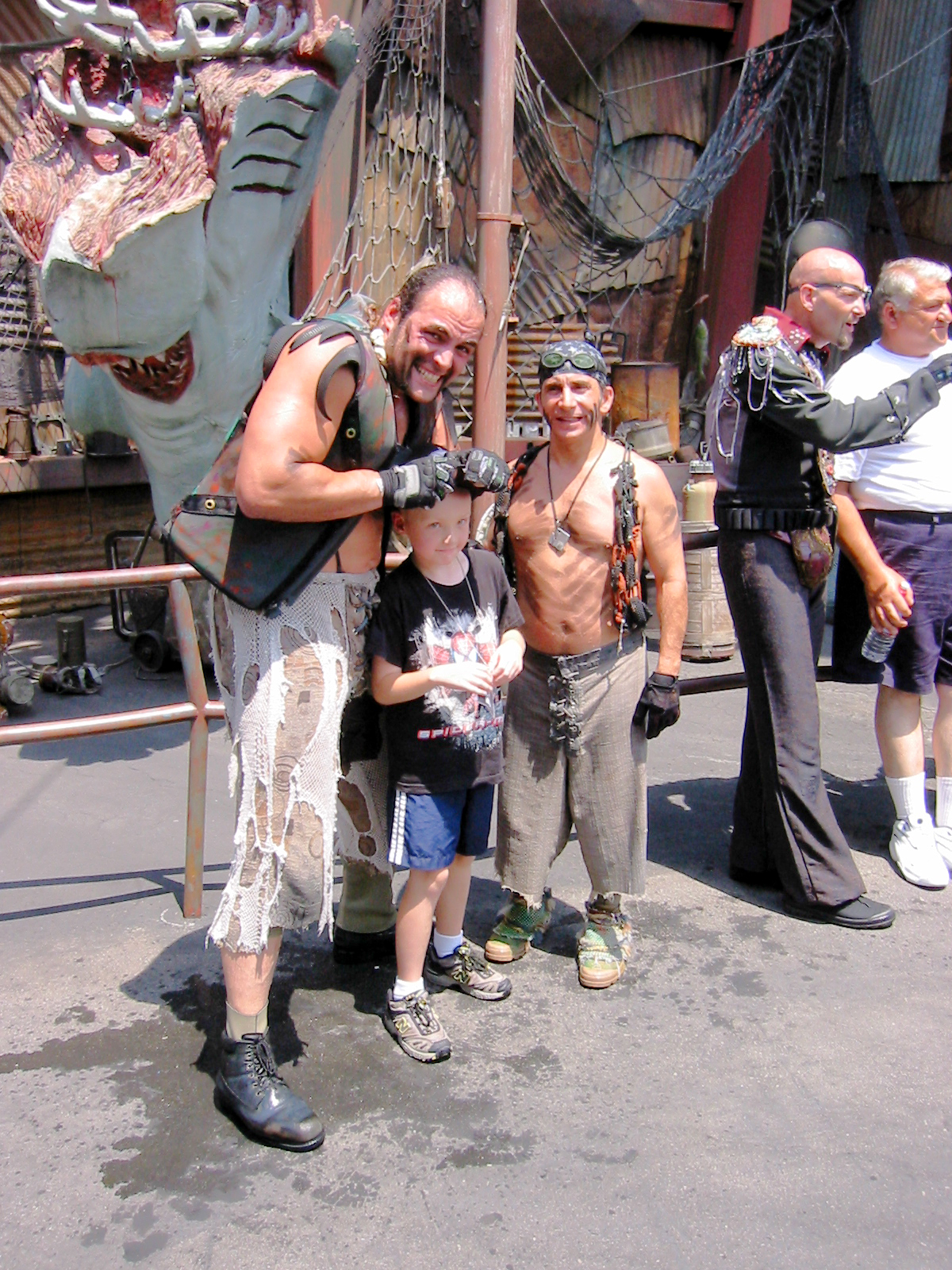 Waterworld movie cast